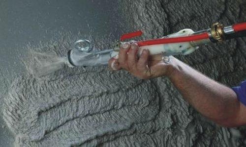 gun plaster